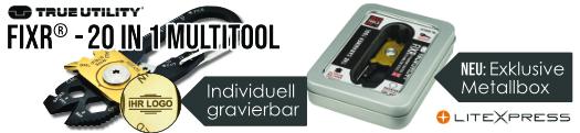 Werbeartikel Multitool Werkzeug